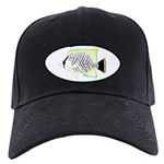 Chevron Butterflyfish Baseball Hat