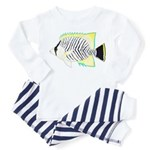Chevron Butterflyfish Pajamas