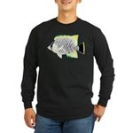 Chevron Butterflyfish Long Sleeve T-Shirt