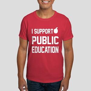 Public Education: Dark T-Shirt