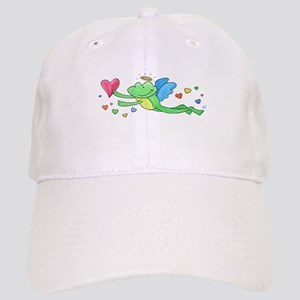 Angel Frog Cap