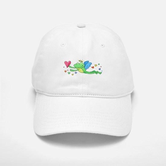 Angel Frog Baseball Baseball Cap