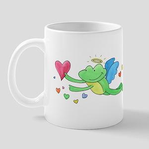 Angel Frog Mug