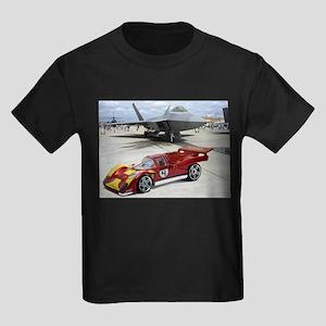 Hot Wheels Kids Dark T-Shirt