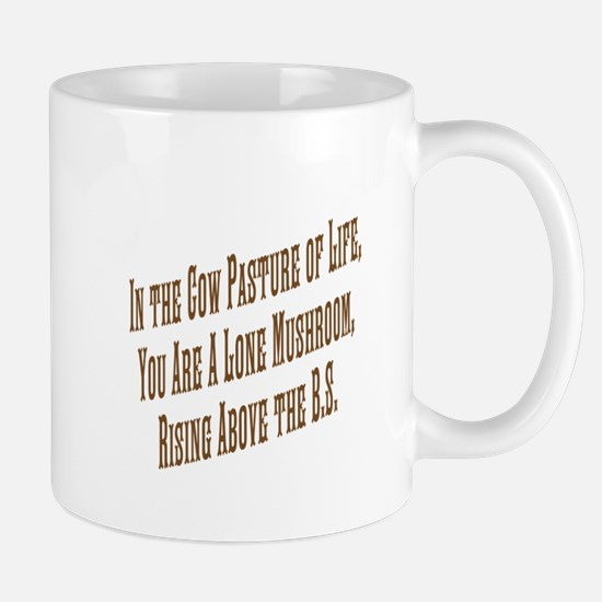 Unique B.s Mug