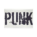 Punk Rectangle Magnet