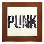 Punk Framed Tile
