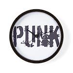 Punk Wall Clock