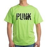 Punk Green T-Shirt