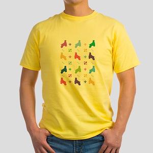 Cocker Spaniel Designer T-Shirt