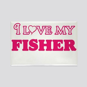 I love my Fisher Magnets