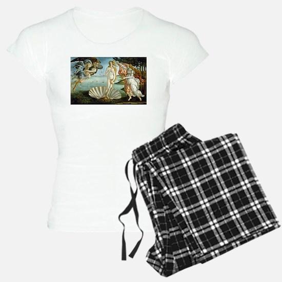 Birth of Venus Pajamas