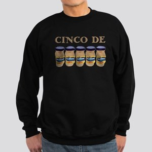 Cinco De Mayo on dark Sweatshirt (dark)