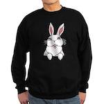 Pocket Easter Bunny Sweatshirt (dark)