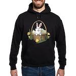 Pocket Easter Bunny Hoodie (dark)