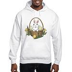 Pocket Easter Bunny Hooded Sweatshirt