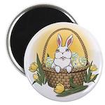"""Pocket Easter Bunny 2.25"""" Magnet (10 pack)"""
