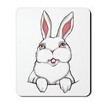 Easter Bunny Mousepad Bunny Rabbit Gifts