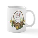 Pocket Easter Bunny 11 oz Ceramic Mug