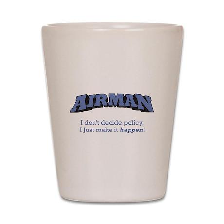 Airman - Happen Shot Glass