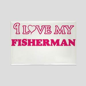 I love my Fisherman Magnets