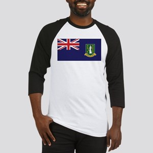 BVI Flag Baseball Jersey