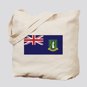 BVI Flag Tote Bag
