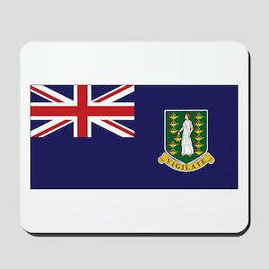 BVI Flag Mousepad