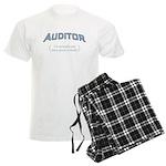 Auditor - Math Men's Light Pajamas
