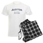 Auditor - Work Men's Light Pajamas