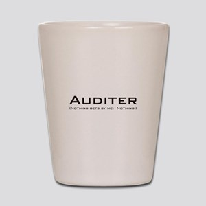 Auditer Shot Glass