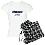 Machinist / Print Women's Light Pajamas