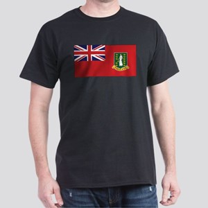 BVI Civil Ensign Dark T-Shirt