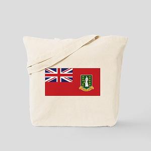 BVI Civil Ensign Tote Bag