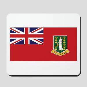 BVI Civil Ensign Mousepad