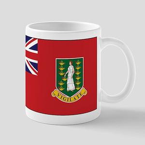 BVI Civil Ensign Mug