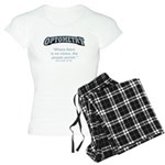 Optometry / Perish Women's Light Pajamas
