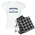 Queen Paralegal Women's Light Pajamas