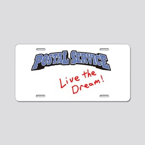 Postal Service - LTD Aluminum License Plate