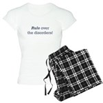 Rule / Disorders Women's Light Pajamas