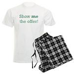 Show me the Offer Men's Light Pajamas