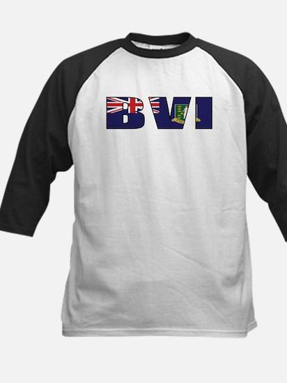 BVI Kids Baseball Jersey