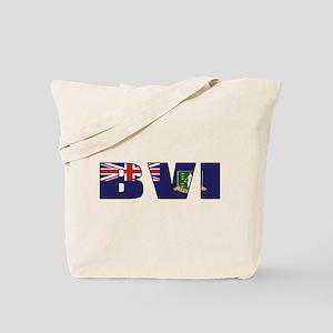 BVI Tote Bag
