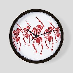 Death March Wall Clock