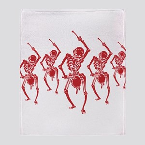 Death March Throw Blanket