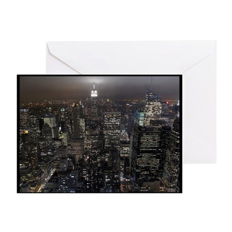 New York City Souvenir Greeting Cards 20pk Skyline