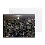 New York City Souvenir Greeting Cards NYC Skyline