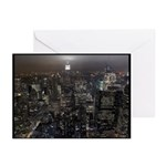 New York City Souvenir Greeting Cards 10pk Skyline