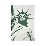 New York Souvenir Rectangle Magnet (100 pack)