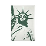 New York Souvenir Rectangle Magnet